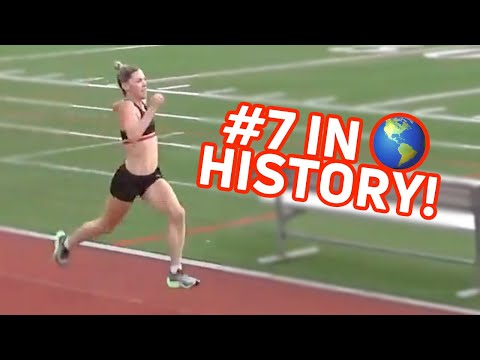35-Year-Old Mom Runs OLYMPIC Standard 5K!