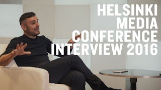 Nordic Business Conference 2016 Interview