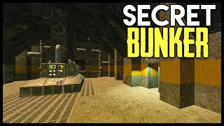 Secret Bunker INSIDE A WELL?! - 7 Days to Die Gameplay : Part 20