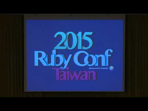 RubyConf Taiwan 2015-Day2 R0 07 Aaron Patterson:Request and Response