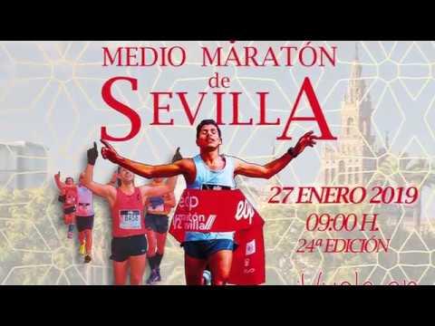 Medio Maratón Sevilla 2019 Mp3