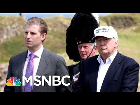 Lynchpin Of All Donald Trump Financial Matters Subpoenaed In Cohen Case | Rachel Maddow | MSNBC