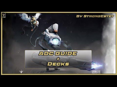 видео: paragon. Гайд на АДК/adc guide by strongestet