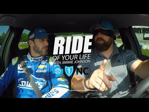Ride of Your Life 2.0 with Jimmie Johnson + Ryan Kalil
