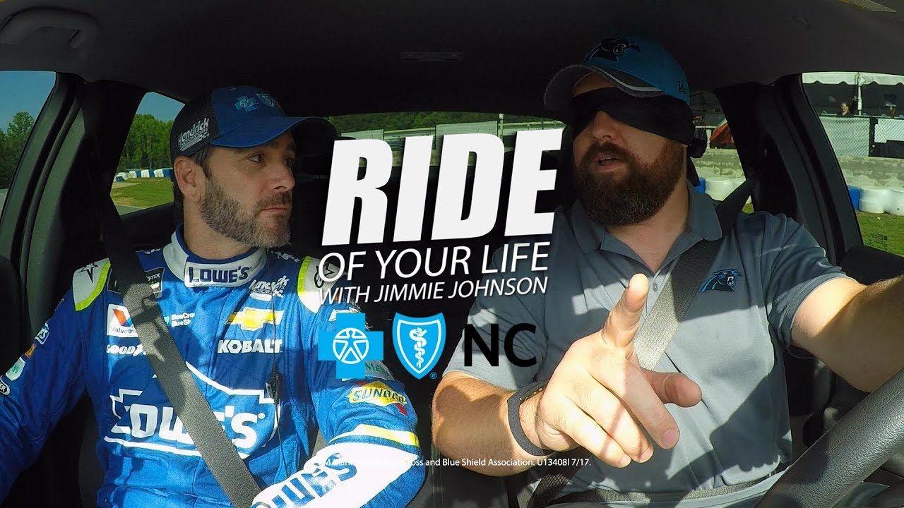Ride of Your Life 2 0 with Jimmie Johnson Ryan Kalil