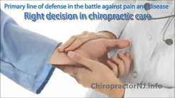 Chiropractor in Waldwick NJ - Back Pain Sciatica Injury Inflammation 201-445-1079