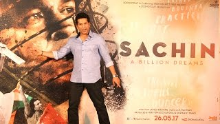Sachin A Billion Dreams Movie Trailer 2017 Launch Full Video HD | Sachin Tendulkar