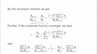 On irrationality exponents of generalized continued fractions