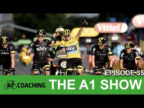 Team Sky Controversy, Ring Of Kerry, Women's Cycling | A1 Show Ep 35
