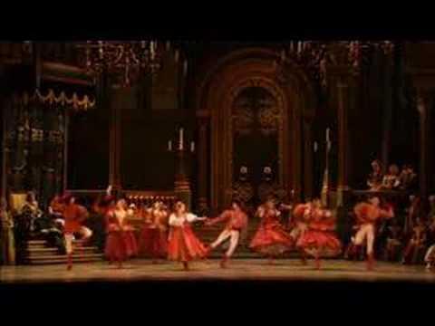 Danse hongroise czardas swan lake act 3 youtube for Dans hongroise n 5