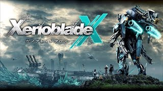 Xenoblade Chronicles X Wii-U gameplay