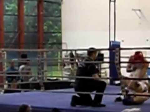 UPC ALYEV Gussein (UFT) vs AVETISYAN Martin (thai boxing Brest)