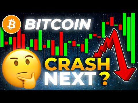 *CAREFUL!!* BITCOIN CRASH COMING + Price TARGET! BITCOIN Price Prediction 2021 // Bitcoin News Today