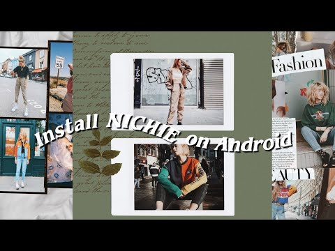 """INSTALL """"NICHI"""" ON ANDROID 🍒 *NOW ON PLAY STORE*"""