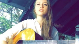 Tears Dry On Their Own - Amy Winehouse (Cover By Valentina Scheffold)