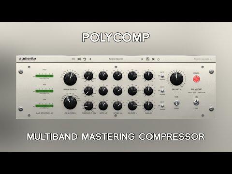 Audiority PolyComp - Quick Demo