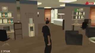 Интерьер полиции (police interior)