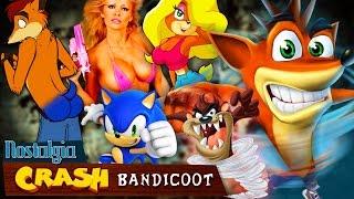 CRASH BANDICOOT - Nostalgia