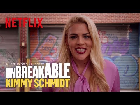 Unbreakable Kimmy Schmidt | Sheeba Goodman | Netflix