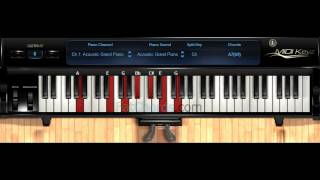 Fat Chords #15 - Piano Progression Voicings Phat Neo Soul Jazz Church