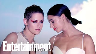 Gambar cover 'Charlie's Angels' Cover Shoot Tour With Elizabeth Banks, Naomi Scott & More | Entertainment Weekly