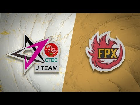 J Team vs FunPlus Phoenix vod