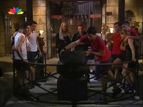 Fort Boyard IV- The Final Lifeguards Vs Drivers