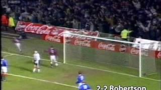 Rangers 4 - Hearts 3 - 1996 League Cup Final