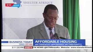 Shelter AFRIQUE and Everest come together to offer affordable housing