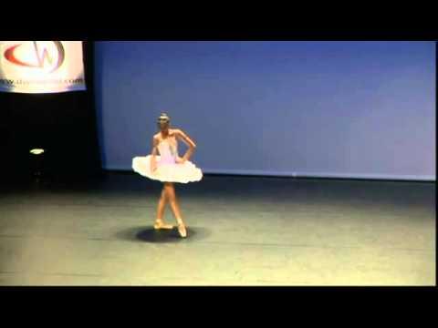 DWCup   Dia 01 07 Concorrentes Ballet em Pontas 12 13 anos