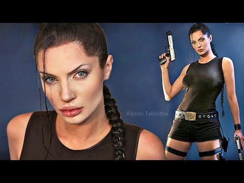 Lara Croft (Tomb Raider) Angelina Jolie Makeup / Hair / Costume - Cosplay Tutorial