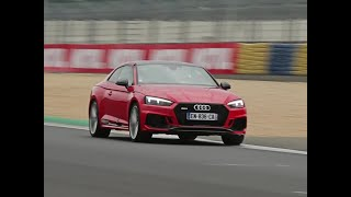 Supertest Audi RS5 (2018)