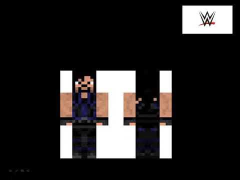 WWE Skin - Skins para minecraft pe de wwe
