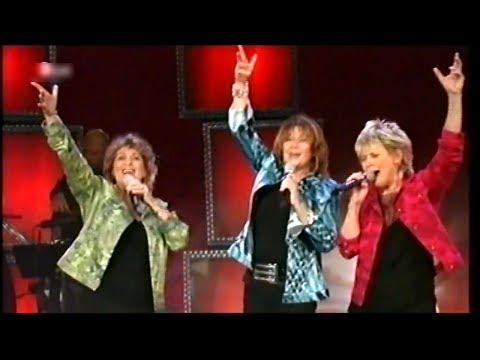 Gitte Hænning, Wencke Myhre und Siw Malmkvist rasten aus! Das Publikum auch!  2004