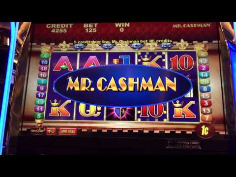 mr cashman slot machine
