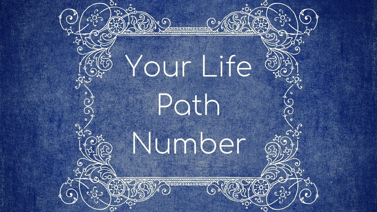 Your Life Path Number - Simona Rich