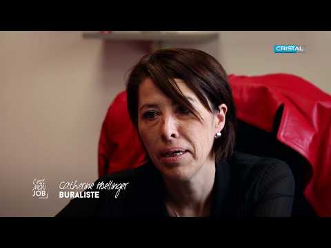 C'est mon job - Catherine Hoellinger, buraliste