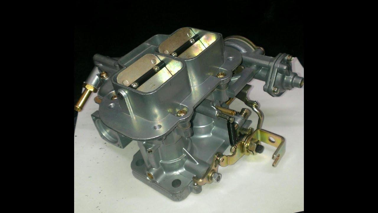 weber dgv dgav dgev float leveling instructions youtube rh youtube com Alcohol Carburetor Tuning Edelbrock Carburetor Tuning