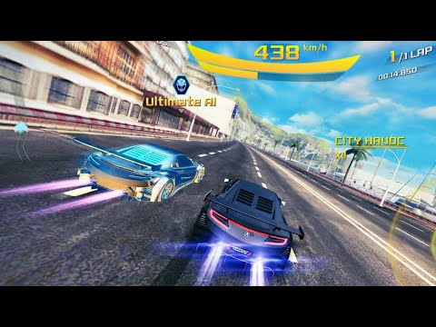 Asphalt 8, Me Wining ACURA NSX GT3 EVO, More Difficult Tests
