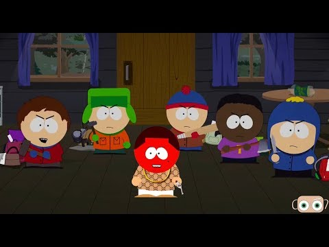 HOLMES BREAKING CARTMAN'S TECH ( SOUTH PARK ) YOU BROUGHT THIS ON YOURSELF