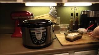 Power Pressure Cooker XL Cinnamon Raisin Bread