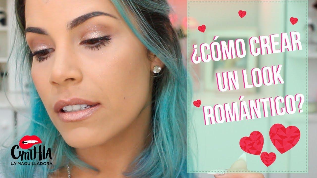 Cómo crear un look romántico