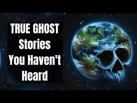 6 Scary True Ghost Stories (Family Phantoms, Farewells, Frights)