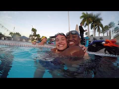 Emory Swimming Training Trip 2020