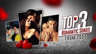 Top 3 Romantic Songs From 2000 | Na Tum Jano Na Hum |Jaadu Hai Nasha |Mann Ki Lagan | Hrithik Roshan