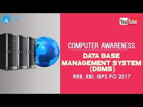 IBPS RRB PO | (DBMS) Data Base Management System | Computer | Online Coaching for SBI IBPS