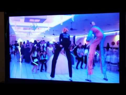 Ruby Salazar XV Show Carnaval with Fusion Dance Santamaria