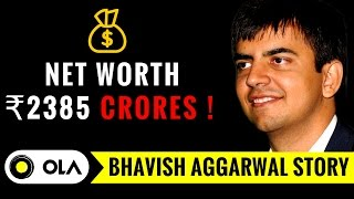 OLA Cabs founder Bhavish Aggarwal Success Story | Indian Startups