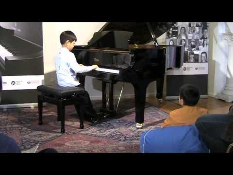 Pantomime - John Yang Piano Solo