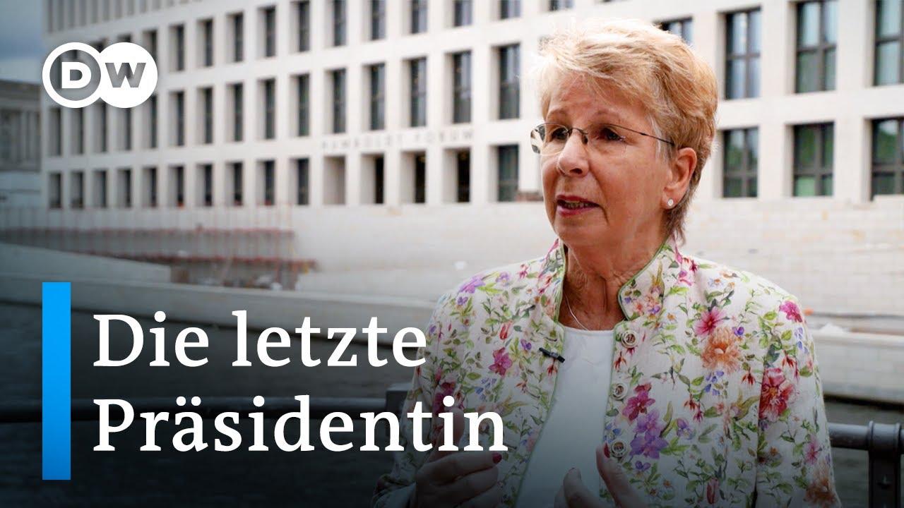 Die letzte Präsidentin der DDR